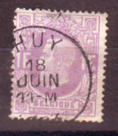 Belgique - Leopold II  - N°36 Oblitéré - 1869-1883 Leopold II