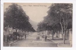 CP 04 DIGNE Boulevard Victor Hugo - Digne