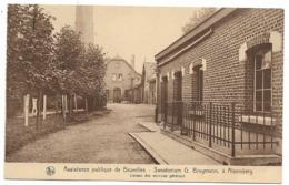 CPA PK  ASSISTANCE PUBLIQUE DE BRUXELLES  SANATORIUM G BRUGMANN A ALSEMBERG   LOCAUX DES SERVICES GENERAUX - Belgique