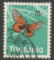Tanzania. 1973 Definitives. 70c Used. SG 166 - Tanzania (1964-...)