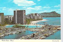 Amérique Etats-Unis > HI - Hawaii World Famous WAIKIKI BEACH Island Of Oahu HAWAI *PRIX FIXE - Oahu