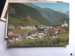 Zwitserland Schweiz Suisse GR Zernez Unter-Engadin - GR Grisons