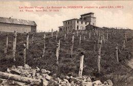 B58114 Cpa Le Sommet Du Hohneck Pendant La Guerre - Guerra 1914-18
