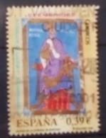 ESPAGNE SPANIEN SPAIN ESPAÑA 2009 SAINT JAVIER (NAVARRA) USED ED 4487 YT 4121 MI 4416 SG 4444 SC 3650 - 2001-10 Used