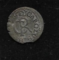 Pologne - Charles XI (1660-1697) Solidus - Riga - Argent - Pologne