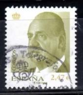 ESPAGNE SPANIEN SPAIN ESPAÑA 2009 KING JUAN CARLOS I USED USED ED 4459 YT 4092 MI 4387 SG 4296A SC 3617 - 2001-10 Used
