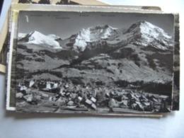 Zwitserland Schweiz Suisse BE Adelboden Schön - BE Berne