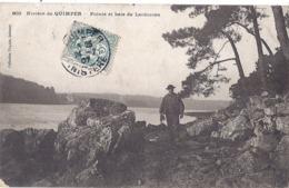 CPA - Rivière De Quimper - Pointe Et Baie De Lanhuron - Sonstige Gemeinden