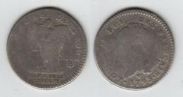 FRANCE  30 Sols 1793 BB  LOUIS XVI ROI DES FRANÇAIS  (peu D'exemplaires) - 1789-1795 Monnaies Constitutionnelles