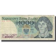Billet, Pologne, 1000 Zlotych, 1982, 1988-12-01, KM:146a, B - Pologne