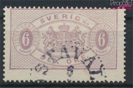 Schweden D4B Gestempelt 1874 Dienstmarke (9349266 - Oblitérés
