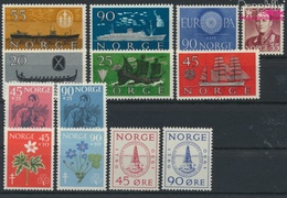 Norwegen Postfrisch Tuberkulose 1960 Tuberkulose, Olaf, Schiffe U.a.  (9349273 - Ungebraucht