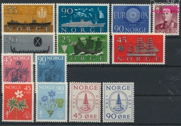 Norwegen Postfrisch Tuberkulose 1960 Tuberkulose, Olaf, Schiffe U.a.  (9349274 - Norwegen