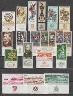 Israel  1968  N° 354 /73 Neuf XX Avec TAB = Année Compléte  21 Valeurs - Israel