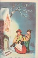 Cartolina - Postcard /  Viaggiata - Sent /  Buon Natale - Sonstige