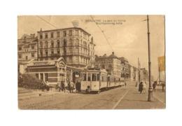 WENDUYNE  La Gare Du Vicinal - Buurtspoorweg Statie (1923). - Wenduine