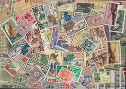 Neukaledonien Stamps-200 Different Stamps - New Caledonia