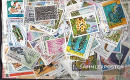 Laos Stamps-300 Different Stamps - Laos