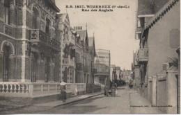 62 WIMEREUX   Rue Des Anglais - Autres Communes
