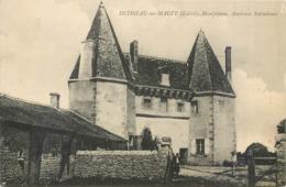 CPA 45 Loiret Huisseau Sur Mauves Montpipeau Ancienne Intendance - Sonstige Gemeinden