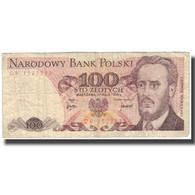 Billet, Pologne, 100 Zlotych, 1974-1976, 1976-05-17, KM:143b, TB+ - Pologne
