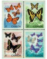 Ref. 5389 * MNH * - CANADA. 1988. CANADIAN FAUNA . FAUNA CANADIENSE - 1952-.... Reign Of Elizabeth II