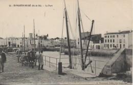 17 St-MARTIN-de-RE  Le Port - Ile De Ré