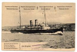 Tarjeta Postal  Con Matasellos De 1915. - 1914-1915 Croix-Rouge