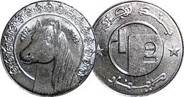 Algeria Half Dinar (Barbary Horse) 1992 - Algeria