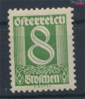 Österreich 454 Mit Falz 1925 Ziffer (9351953 - Ungebraucht