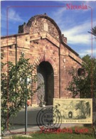 48282 Cyprus, Maximum 1992 Nicosia,  The Medieval Entrance Of Famagusta Gate Of Nicosia , Architecture - Monuments
