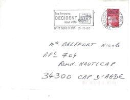 Ivry-94-lesivryens Decident - Marcophilie (Lettres)