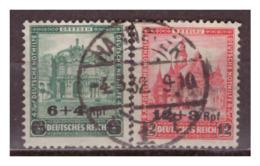 DR: 1932,   Nr. 463/64, Gestempelt - Gebraucht
