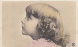 Jeune Fille - Belle Foto D'époque Signée - Col.à La Main           (A-117-190222) - Portraits