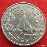 French Polynesia 50 Francs 1967 KM# 7 *V1 Polynesie Polinesia - French Polynesia
