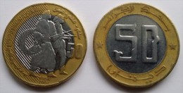 ALGERIE - 50 Dinar 2004 Commémorative DA - ALGERIA - Algeria