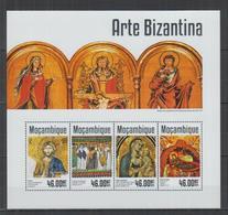 R298. Mozambique - MNH - 2014 - Art - Painting - Impresionism - Bizantia - Altri