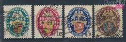 Deutsches Reich 398-401 (kompl.Ausg.) Gestempelt 1926 Nothilfe (8062698 - Gebraucht
