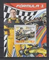 L298. Guine-Bissau - MNH - 2011 - Sport - Formula 1 - Vitaly Petrov - Bl - Cars