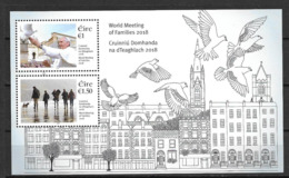 Irlande 2018 Bloc N° F2252 Neuf Congrès Des Familles - Blocs-feuillets