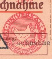 *RARE* EMA METER STAMP FREISTEMPEL GERMAN REICH GERMANY 1935 Egg Eggs Oeufs Hen Rooster Chicken Gallina Henne - Farm