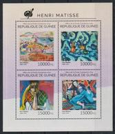 U694. Guinea - MNH - 2014 - Art - Paintings - Henri Matisse - Altri
