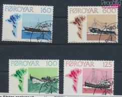 Dänemark - Färöer 24-27 (kompl.Ausg.) Gestempelt 1977 Fischereischiffe (9349051 - Färöer Inseln