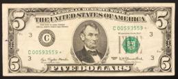 Usa 5 $ Dollar 1977 Sostitutivi Substitute Star  Lotto.060 - Nationale Valuta