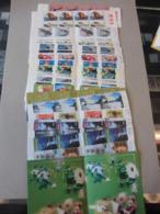 Sammlung Norwegen Markenheftchen 28 MH 2000-2005 Sauber Postfrisch (8195) - Norwegen