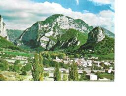 26 SAOU Cpm Vue Générale Avec Le Roc - Autres Communes