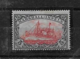 Sello De Marshall Nº Michel 27A-I * Valor Catálogo 50.00€ - Colonia: Islas Marshall