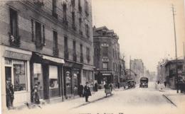 SURESNES : La Rue Carnot - Société Laitière Amiot - Suresnes