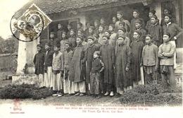 3341 -Yen-Thé - Les Pirates Soumissionnaires Réunis à Nha-Nanh Avant Leur Mise En Arrestation .... - Ed. P. Dieulefils - Viêt-Nam
