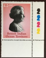British Indian Ocean Territory BIOT 2003 £2.50 Definitive MNH - Territorio Britannico Dell'Oceano Indiano